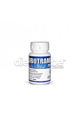 Sibutramine 20mg (100 Tablets) - 1 Pack